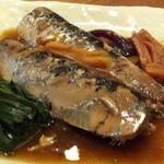魚眞 - イワシ煮付