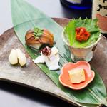 九頭龍蕎麦 - お酒にぴったりの福井の珍味