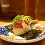 寿司と天ぷら ニューツルマツ - 突き出し