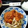Yoidon - 料理写真:チキンカツ定食