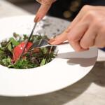 Lounge1908 Restaurant - 完熟トマトのファルシ
