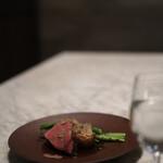Lounge1908 Restaurant - ニュージーランド産牧草牛