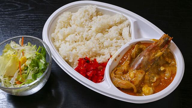 Darjeeling Spice 中井店の料理の写真