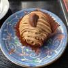 Katakago - 料理写真:モンブラン