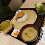 TSUBAKI食堂 - よこはま野菜のグリーンカレー