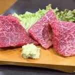 6番町 - 料理写真:クリ 2000円 シンシン 2000円