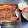 はら川 - 料理写真:鰻重 上 3500円 肝吸い、お新香付き