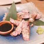 yakitoriporokichi - 兎と猪