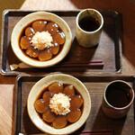 喫茶去かつて - 料理写真: