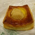 パン デ モンテ - 桔梗信玄餅デニッシュ!