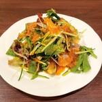 和洋心菜 柾風 - 柾風サラダ 750円
