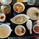 中国料理 翆陽 - 小人セット