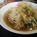 ながさき屋 - 料理写真:チャンポン750円