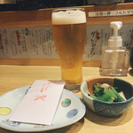 おでん 鈴 - 食べログクーポンで、1杯無料