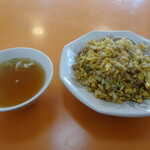 龍宴 - 料理写真:Bセットのチャーハン
