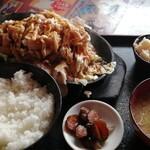 桃太郎商店 - マヨしょうが焼き