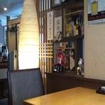 郷林坊 - テーブル席