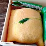 八竹 - 茶巾アップ