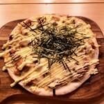 TREE - 照り焼きチキンピザ 650円