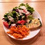 TREE - ディナープランの前菜
