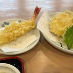 141444474 - えび天220円 野菜天170円