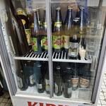 ときわ食堂 - 冷蔵庫