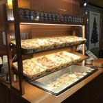 Caffe Luca - パン