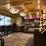 Caffe Luca - 店内