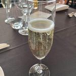XEX ATAGO GREEN HILLS / tempura & sushi An - スパークリングワイン