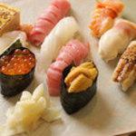 笹鮨 - 料理写真:親方おまかせ  3675円