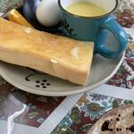 カフェ ドール ハウス - 料理写真:
