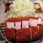 きんとん - 豚肉分厚い(歓喜)