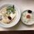 麺や 夢中 - 料理写真:ランチセット 800円(税込)