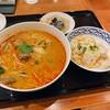 チャオタイ - 料理写真:バミーギョクントムヤムとセット