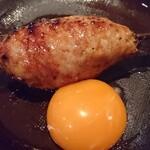 炭火焼き鶏 and 室町 ハラカラ -
