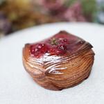 製パン 雅 - 2020年11月再訪:デニッシュフランボ☆