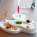 SUD restaurant - 海と野と
