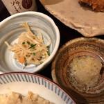 かなわ - ランチの小鉢