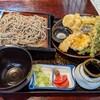 ふじや - 料理写真:やさい天もりそば    ¥990
