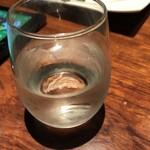 141462748 - 冷酒は美味しい。