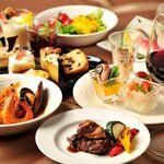 グリルブッフェ&レストラン・バー オードリー - ディナーブッフェ+Plus