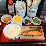 京ちゃん家の朝ごはん - 料理写真: