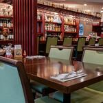 ミンスクの台所 - テーブル席