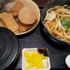 越後 - 料理写真:とってもお得なおでん定食。おでんの美味しい季節ですねぇ。