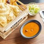 Darjeeling Spice - 欧州カレーナンセット