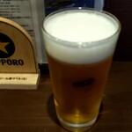 bi-runagayakantarou - 生ビール