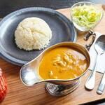 Darjeeling Spice - アサリカレー