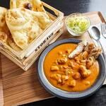 Darjeeling Spice - ローストチキンカレー
