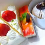 イタリア厨房 ベルパエーゼ - ケーキ各種