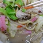 香蘭 - 牡蠣は2粒